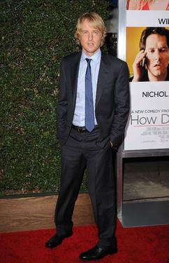 Owen Wilson at the California premiere of &quot;How Do You Know.&quot;